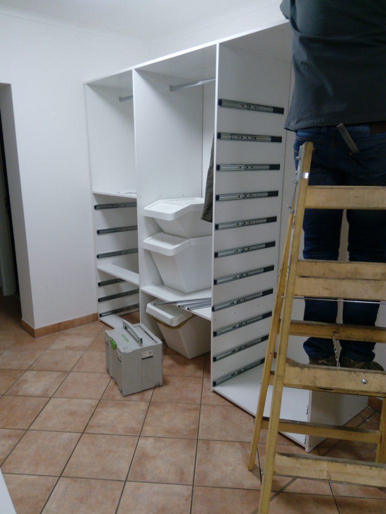 domovní instalatérské práce zavěsit